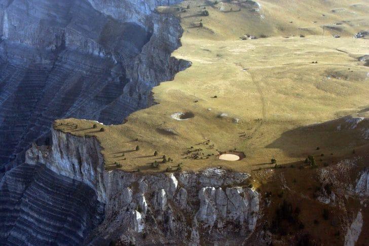 paysage vercos