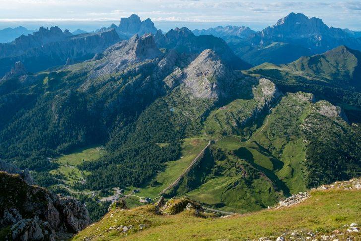 randonnée italie