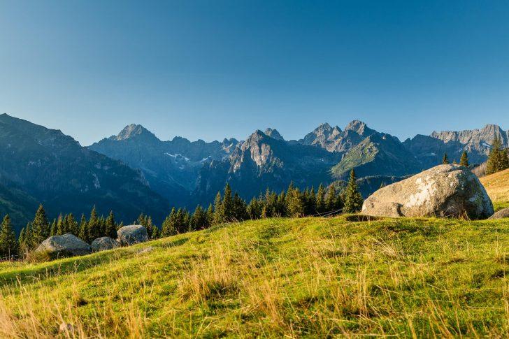 paysage randonnée