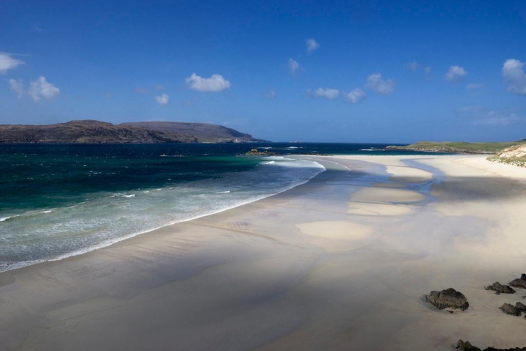 plage écosse