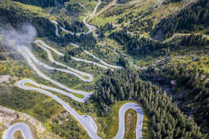 Route de la Silvretta