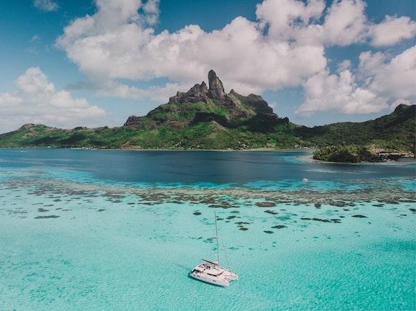 paysages Polynésie française