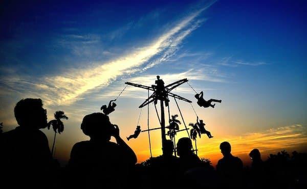 Le festival de Charak Puja