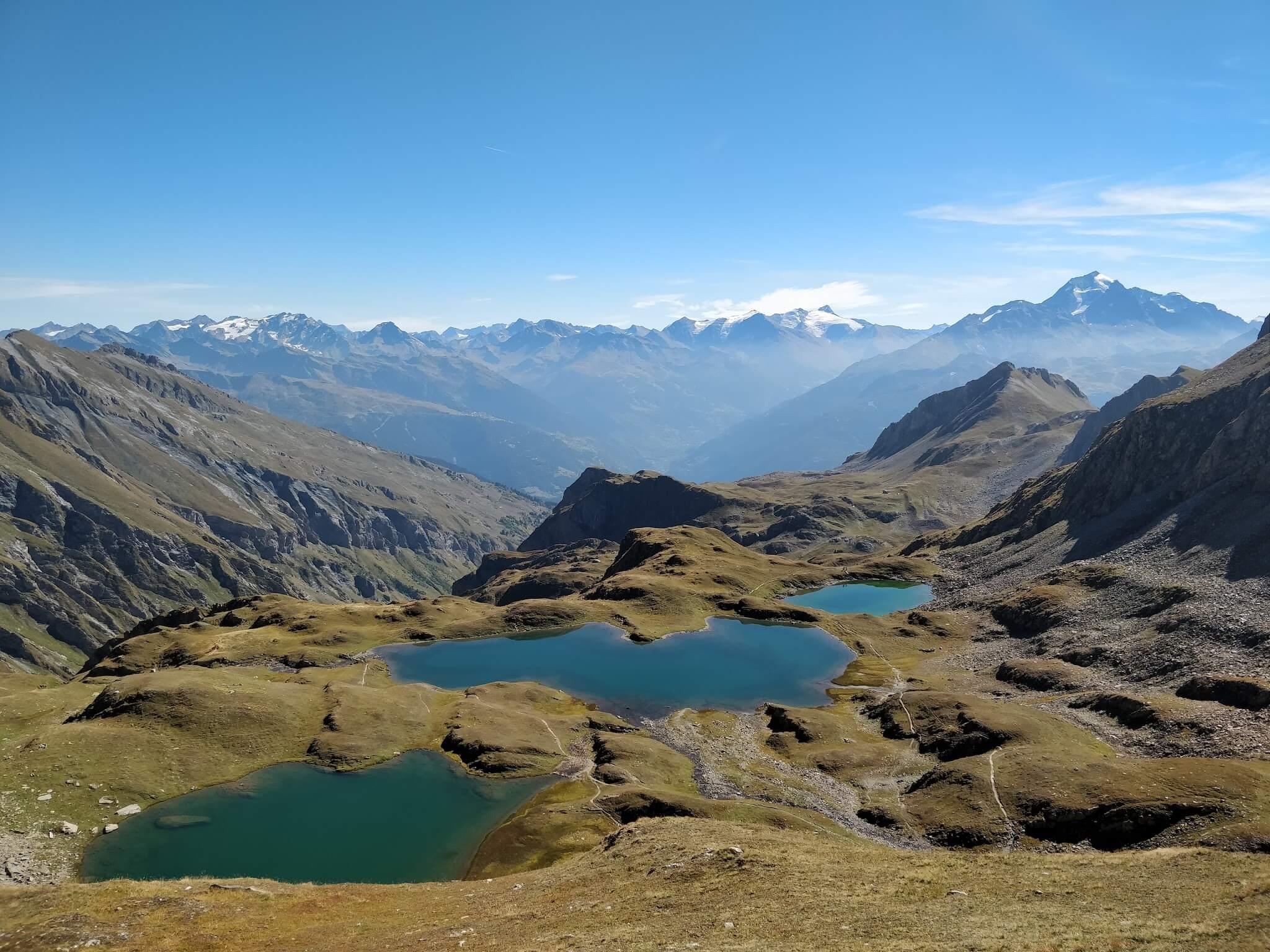 Lacs de Forclaz