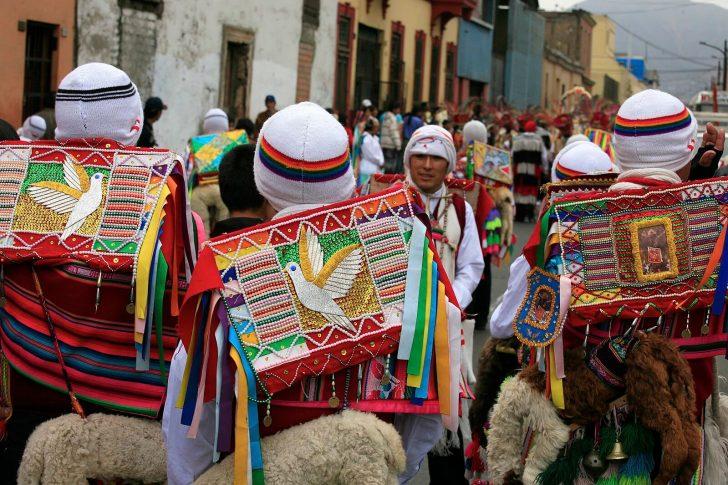 Le Pèlerinage de Quyllurit'i au Pérou