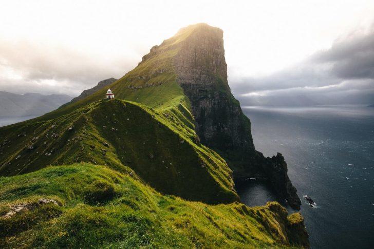 paysage îles Féroé